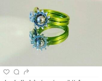 Daring rings