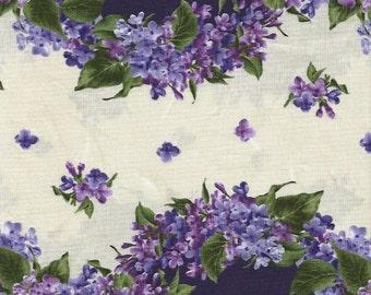 Fresh Lilacs Border Maywood Studio