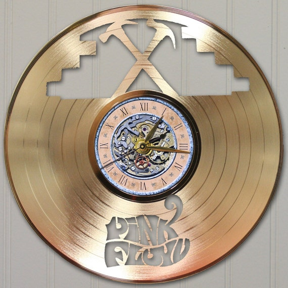 Laser Cut Gold Platinum: Pink Floyd Laser Cut Gold Platinum Or Black Vinyl LP By