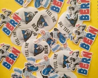 Glossy Bernie Sanders Stickers!