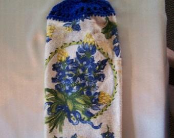 Bluebonnet Kitchen Towel