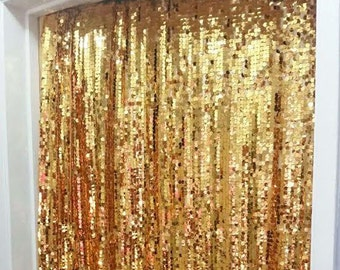 Gold Sequin Backdrop, Birthday Party, First Birthday Party, New Years Eve, Wedding Shower, Bachelorette Party, Children's Birthday