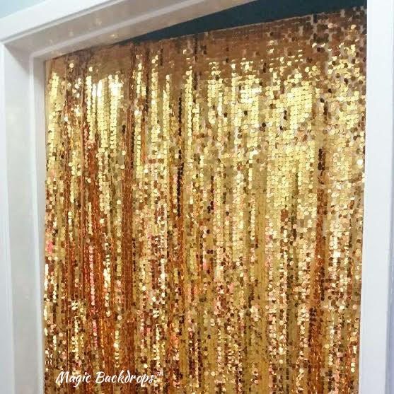 Quinceanera Sequin Backdrop Sweet 16 Quinceanera Ideas