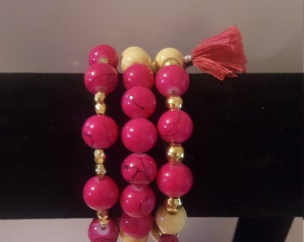 Pink Passion Stack