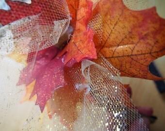 Foliage Fairy Bow