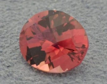 Drop Dead Gorgeous 3.59ct Pinkish Red Tourmaline IF/VVS JN02