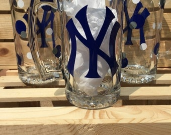 New York Yankees Beer Mug