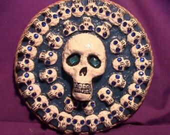 Skull Plaques