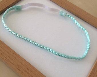 Duckegg Plait Headband
