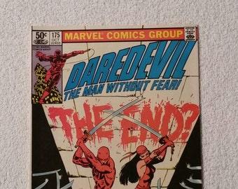 Daredevil #175 (1981)