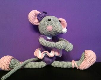 Ballerina mouse MIA