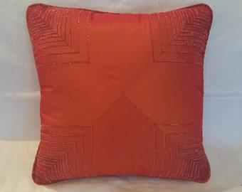 Italian Stripe Pillow