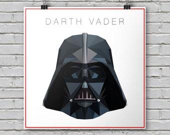 Darth Vader - Star Wars Print
