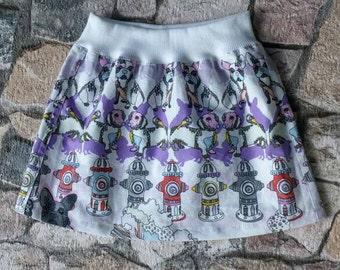 Mini skirt size 110