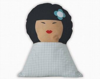 Cuddly doll - Yoko