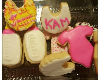 Sugar Cookies Cut Out