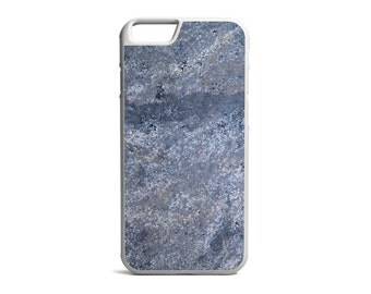 Blue Marble Print Phone Case, Marble Case, Marble Print, Rubber Bumper Case, iPhone Case, iPhone Cover, iPhone Bumper \ bc-pp005