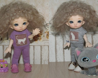 Sale! Outfit for Realpuki and dolls of similar size