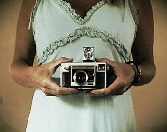 Vintage Kodak Instamatic x-35 color outfit