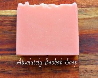 SOAP - Absolutely Baobab Soap - Natural soap, Organic soap, Vegan soap, Jewish soap, Artisan soap, Handmade soap