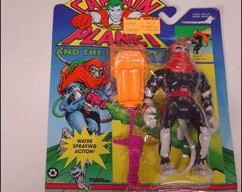 Verminous Skumm from Captain Planet Vintage 1991 Action Figure Tiger Toys MOC
