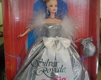 1996 Silver Royale Barbie