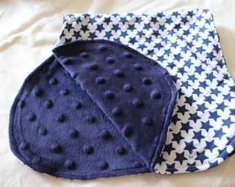 Contoured Burp Cloth