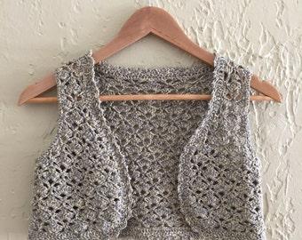 Seashell Vest