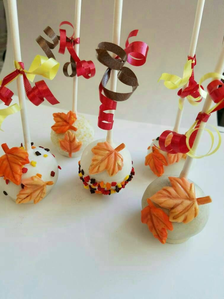 171 Best Thanksgiving - Cake Pops/Balls images | Fall cake ...