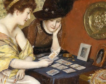 Open Your Heart - Tarot Reading (Digital File)