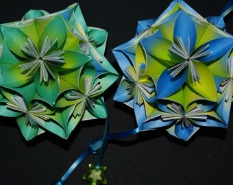 origami kusodama