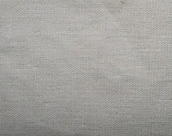Hemp Fabric, Natural Fabric, Fabric, Unbleached, Hemp Material, Upholstery Fabric, Organic Fabric, Vintage Fabric, Textile, 1 meter