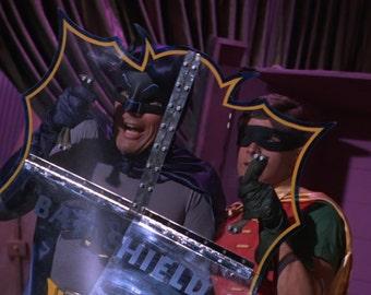 Batman TV series Bat Shield Kit