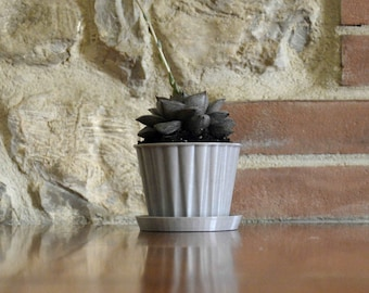 Large Planter pot/Succulent Planter/3D planter/cactus vase/ minimal house decor