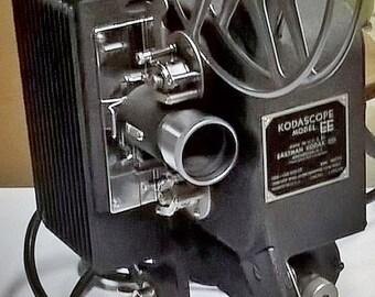 Vintage Kodak kodascope model EE 16 mm projector/working projector