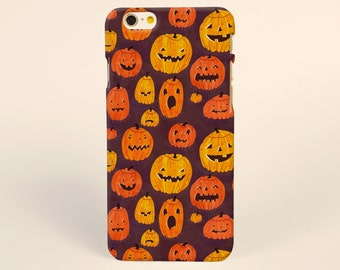 iPhone 7 Case Halloween Pumpkin, iPhone 7 plus Case, iPhone 6 Case, iPhone 6s Case, iPhone 6 plus case, iPhone 5s case, iPhone Case