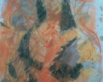 Abstract Gioconda (Monnalisa)