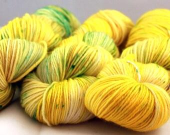 Lemon-Lime DK Polwarth