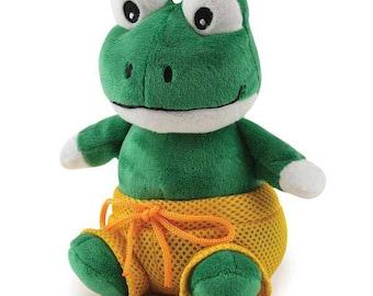 Griggles Bathing Dog Toy- Frog