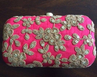 Brocade Evening Bag.