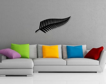 Silver Fern Decorative Wall Art