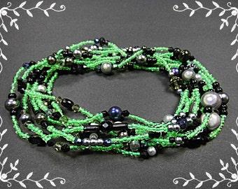 XXL endless chain 219 cm Lariat Necklace
