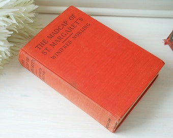The Madcap of St. Margaret's by Winifred Norling. Hardback cloth bound book.