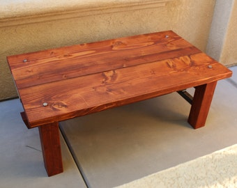 Unique coffee table Etsy