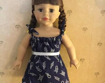 Sundress for American Girl Doll