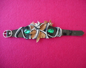 Bracelet, flower