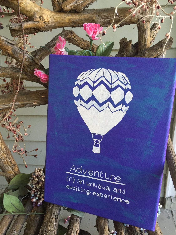 Adventure Definition Canvas