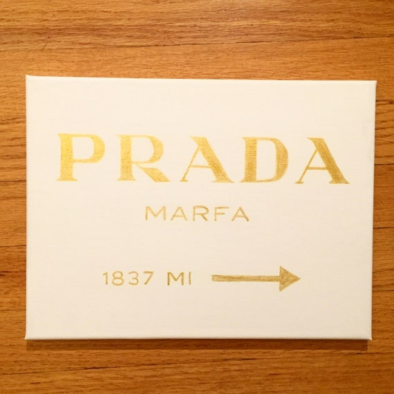 prada marfa prada sign custom prada sign. Black Bedroom Furniture Sets. Home Design Ideas