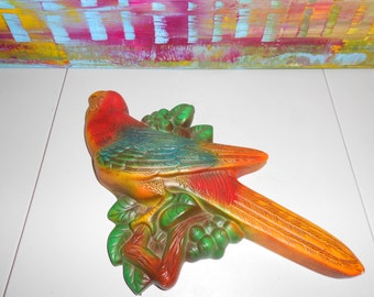 Parrot Wall Decoration