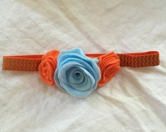 Ruby's Favorite Colors Headband